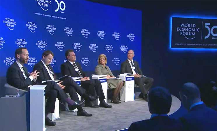 Всемирный Экономический Форум ВЭФ 2020